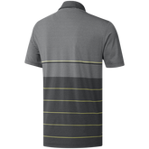Ultimate365 Heathered Stripe Polo Shirt