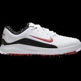 Alternate View 1 of Vapor Men's Golf Shoe - White/Black/Red