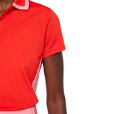 Alternate View 4 of Poppy Tipped Collar Polo Shirt