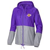 LA Lakers Women's Windbreaker