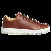 Adipure SP 2 Men's Golf Shoe - Brown/White