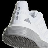 CourtJam Bounce Women's Tennis Shoe - White/Grey