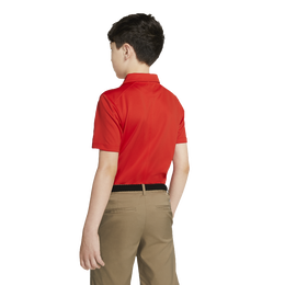 Dri-FIT Boys' Triangle Printed Golf Polo