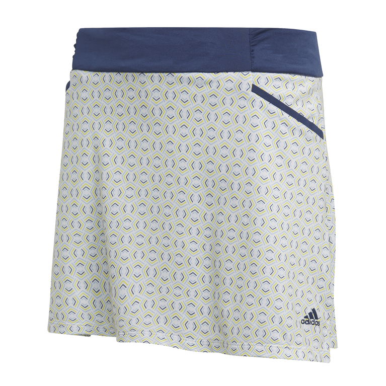 Printed Girls Golf Skort