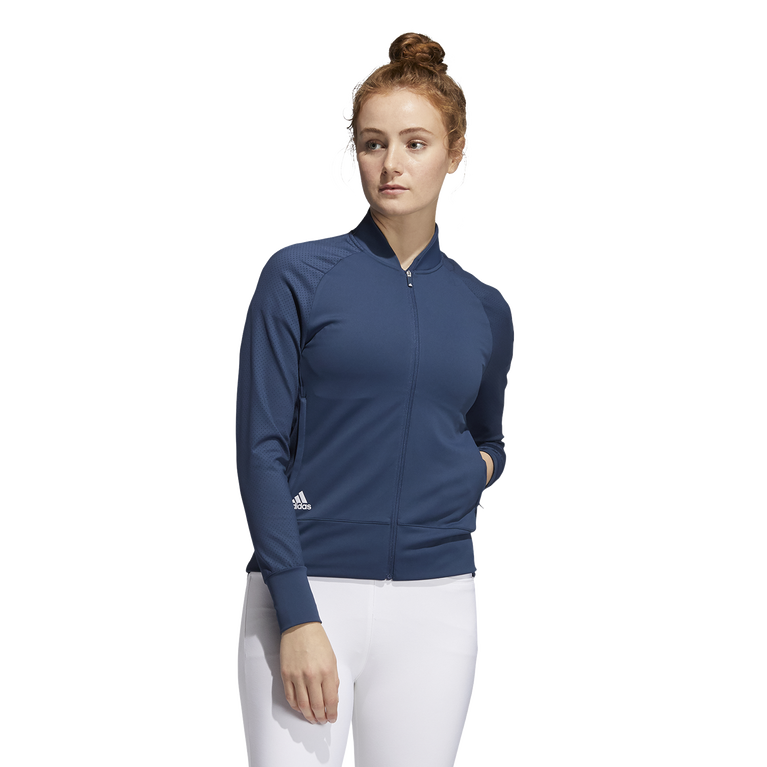 Performance Golf Full Zip Perforated Jacket
