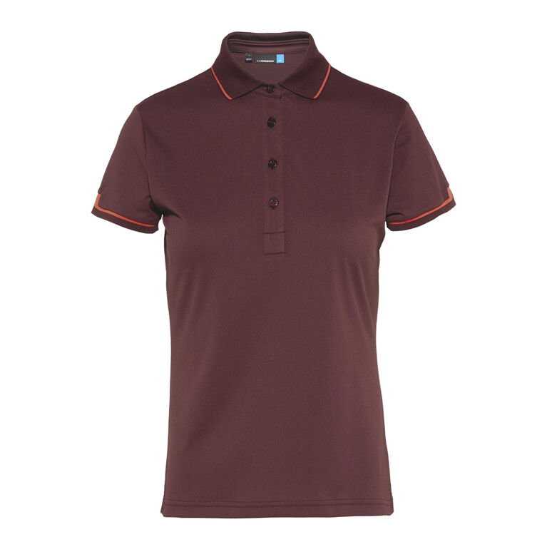J Lindeberg Wynne TX Jersey Polo