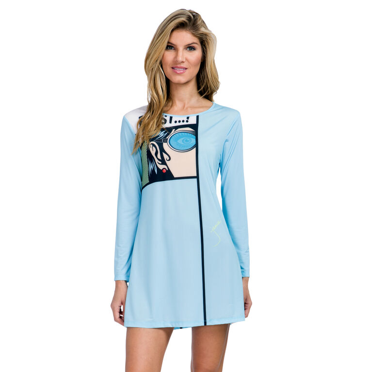 Sunsense - Long Sleeve Secret Dress