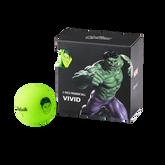 Marvel Hulk 4 Ball Pack
