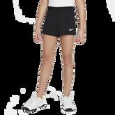 Alternate View 1 of Dri-FIT Victory Junior Girls' Tennis Shorts