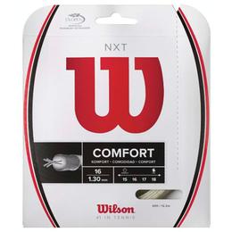 Wilson NXT 16 Gauge String - Black