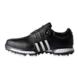 adidas TOUR 360 EQT Boa Men's Golf Shoe - Black/White