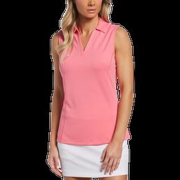 Airflux Sleeveless Golf Polo Shirt