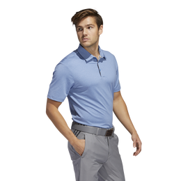 Ultimate365 2.0 Novelty Heather Polo Shirt