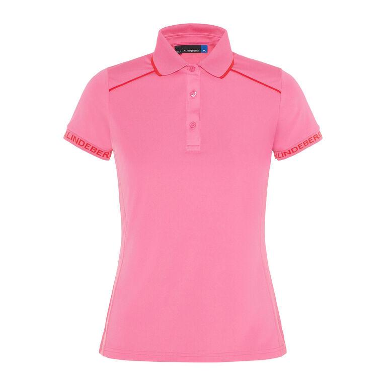 Pink Group: Luca TX Coolmax Polo