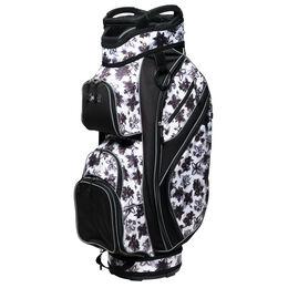 Graphite Flower Cart Bag