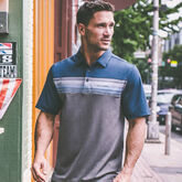 TravisMathew The Hiccup Polo