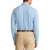 Alternate View 1 of Classic Fit Stretch Lisle Polo Shirt