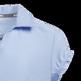 Alternate View 3 of Short Sleeve Girls Polo Shirt