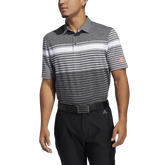Alternate View 7 of Ultimate365 Engineered Heathered Polo Shirt
