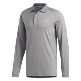 Alternate View 7 of Ultimate Climacool Long Sleeve Solid Polo Shirt