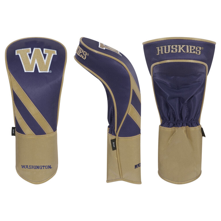 Team Effort Washington Huskies Driver Headcover
