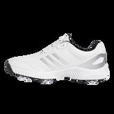 Response Bounce BOA Women's Golf Shoe - White/Silver