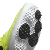 Alternate View 4 of Roshe G Junior Golf Shoe - Yellow/Black (Previous Season Style)