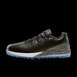 Jordan ADG Men's Golf Shoe - Black/Red