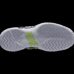 Nike Air Zoom Cage 3 Premium Men's Tennis Shoe - Black/Green