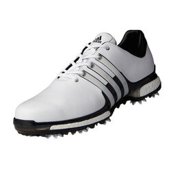 adidas TOUR 360 2.0 Men's Golf Shoe - White/Black