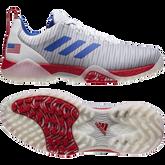 Alternate View 6 of CODECHAOS USA Men's Golf Shoe - Red/White/Blue