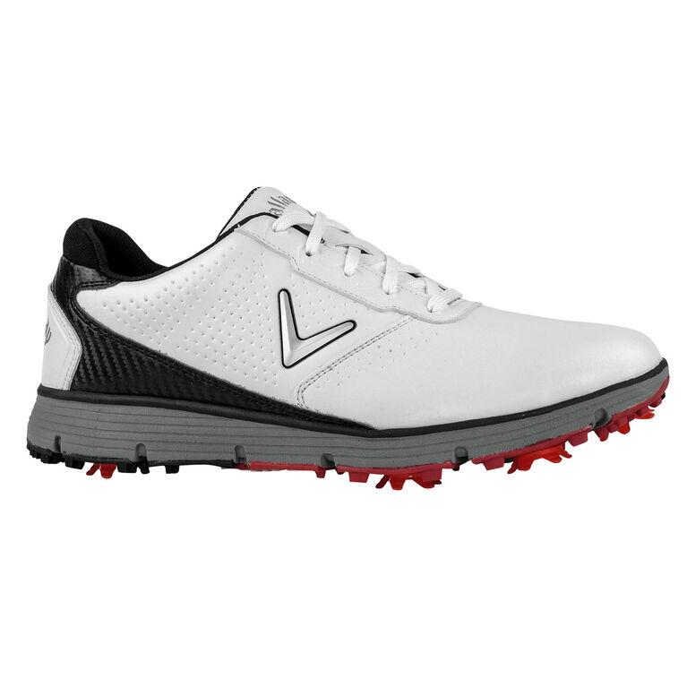 Balboa TRX Men's Golf Shoe - White/Black