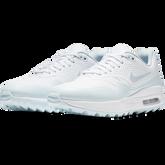 Alternate View 5 of Air Max 1 G Women's Golf Shoe - White/Blue
