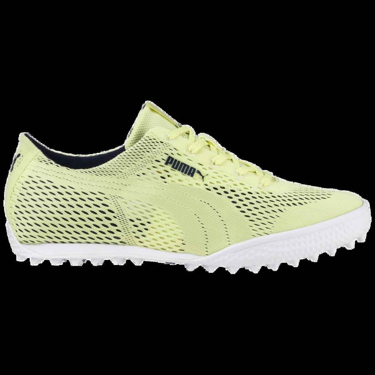 7febe8755948 PUMA Monolite Cat Woven Women s Golf Shoe - Lime