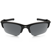 Oakley Half Jacket 2.0 XL- Black/ Black Iridium