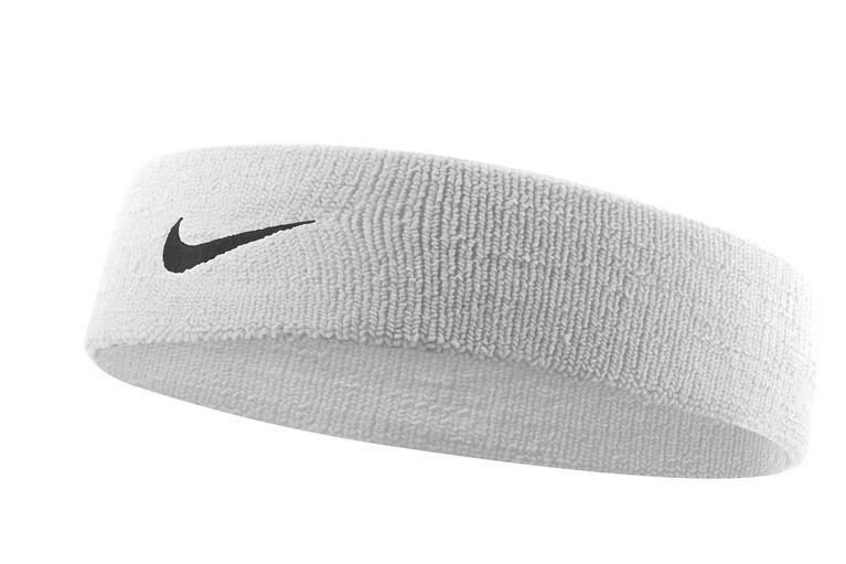 Nike Dri-FIT Headband 2.0 - White/Black