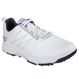 Skechers GO GOLF Torque Men's Golf Shoe - White/Navy