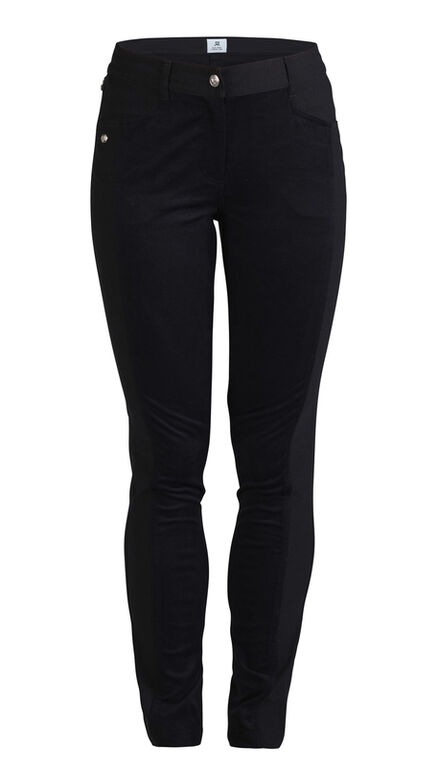 Animal Group: Suede Front Ankle Pant