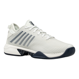 Hypercourt Supreme Men's Tennis Shoe - White/Navy