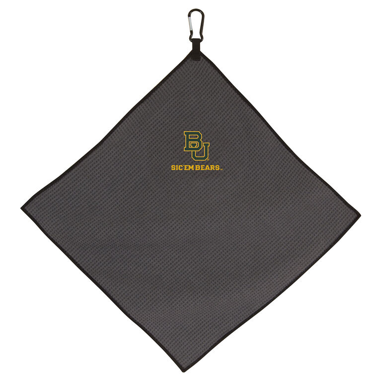Team Effort Baylor 15x15 Towel