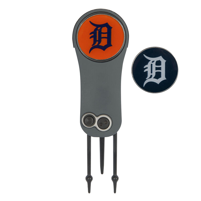 Team Effort Detroit Tigers Switchblade Repair Tool