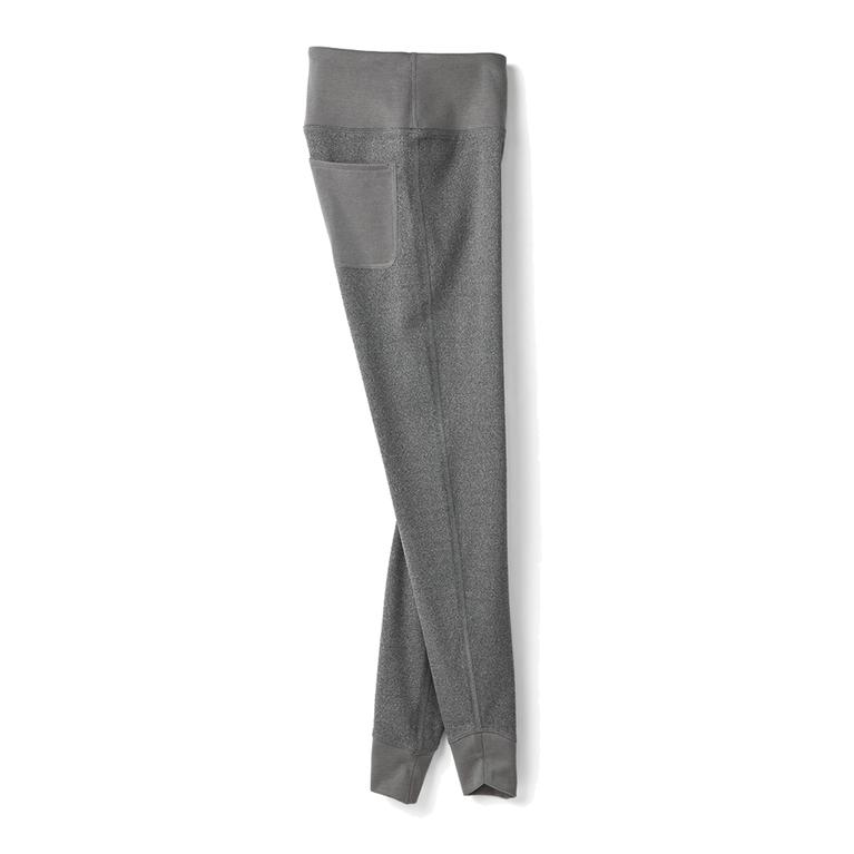 Ankle Length Rib Block Leggings