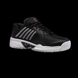 Hypercourt Supreme Men's Tennis Shoe - Black/White