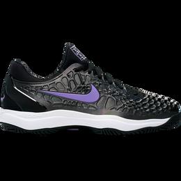 NikeCourt Zoom Cage 3 Men's Hard Court Tennis Shoe - Purple/Black