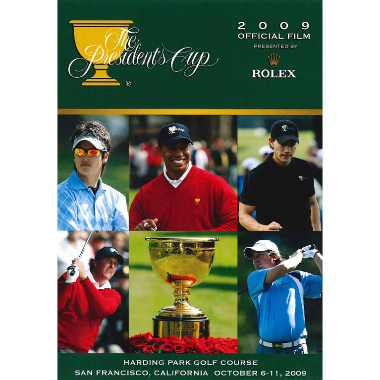 2009 Presidents Cup Official Film