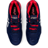 Alternate View 2 of GEL RESOLUTION 8 Men's Tennis Shoes - Navy/Red