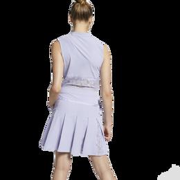 Flex Sleeveless Lace Inset Golf Dress