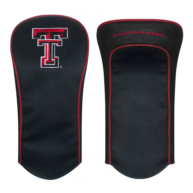 Team Effort Texas Tech Black Driver Headcover