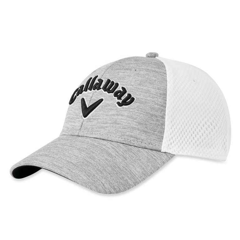 Mesh Fitted Hat