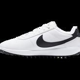 Alternate View 3 of Cortez G Women's Golf Shoe - White/Black